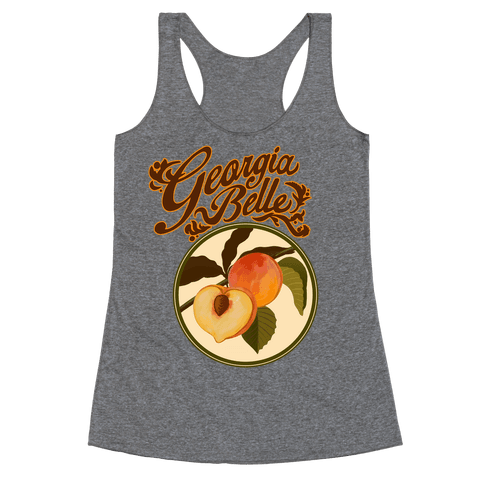 Georgia Belle Racerback Tank Top
