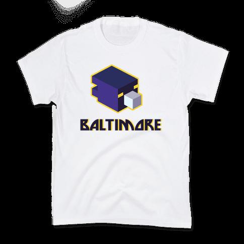 Baltimore Blocks Kids T-Shirt