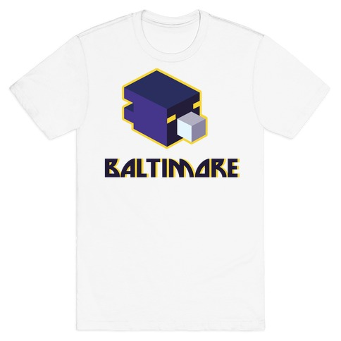 Baltimore Blocks T-Shirt