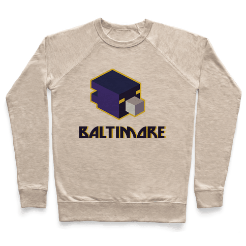 Baltimore Blocks Pullover