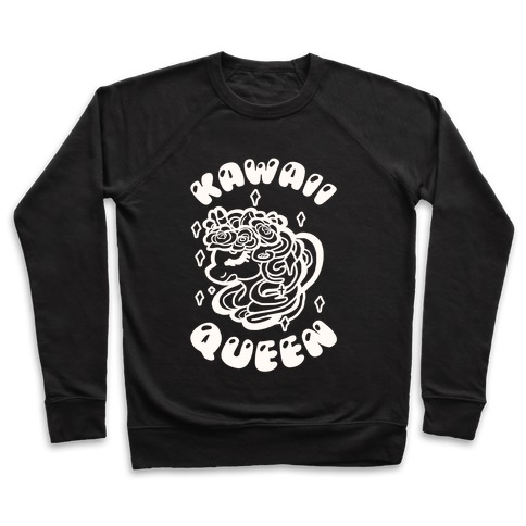 Kawaii Queen Pullover