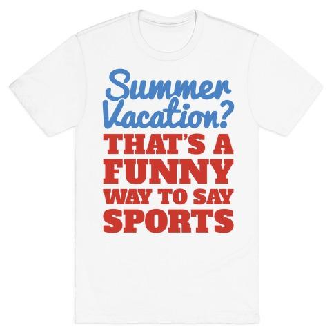 Summer Sports T-Shirt