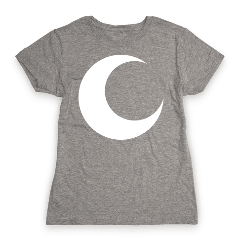 Moon Knight Logo Womens T-Shirt