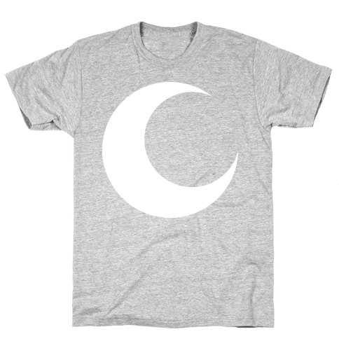 Moon Knight Logo Mens T-Shirt