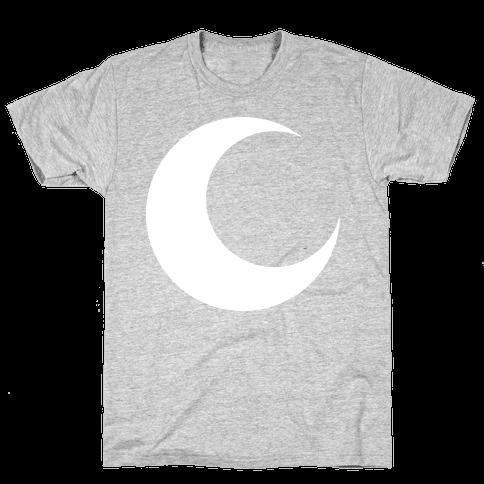 Moon Knight Logo Mens T-Shirt