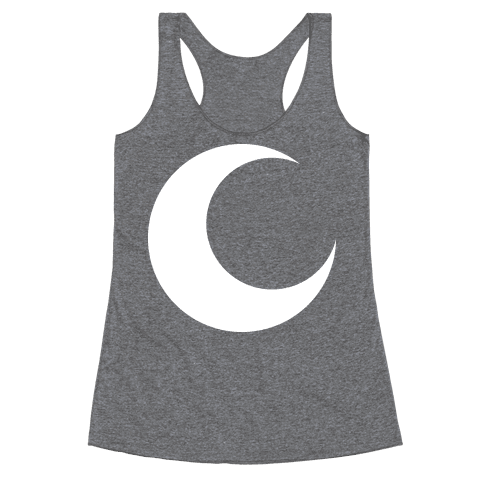 Moon Knight Logo Racerback Tank Top