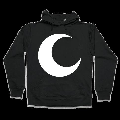 Moon Knight Logo Hooded Sweatshirt