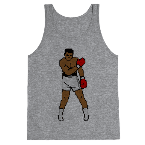 Float Like a Butterfly Tank Top