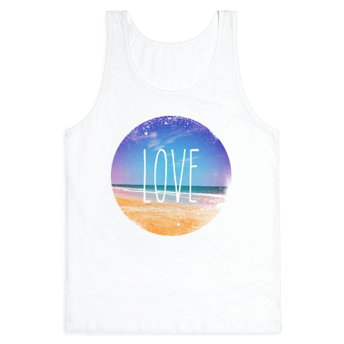 Love (The Beach) Tank Top