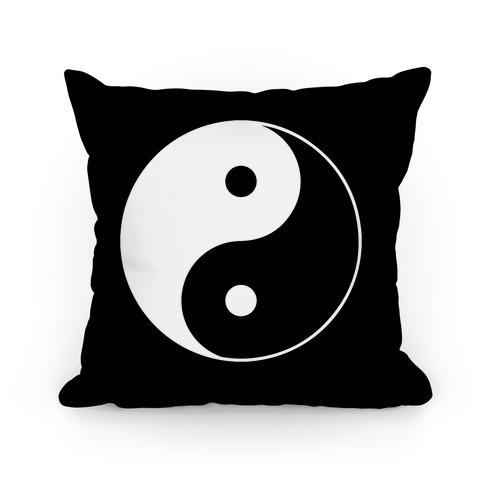 Yin Yang Pillow