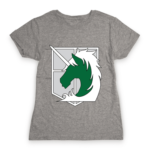 Military Police Womens T-Shirt