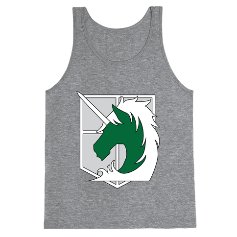 Military Police Tank Top