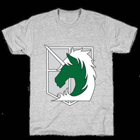 Military Police Mens T-Shirt