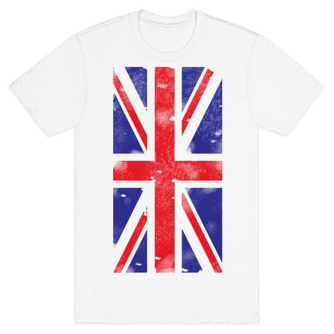 Union Jack Mens T-Shirt