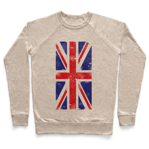Union Jack Pullover
