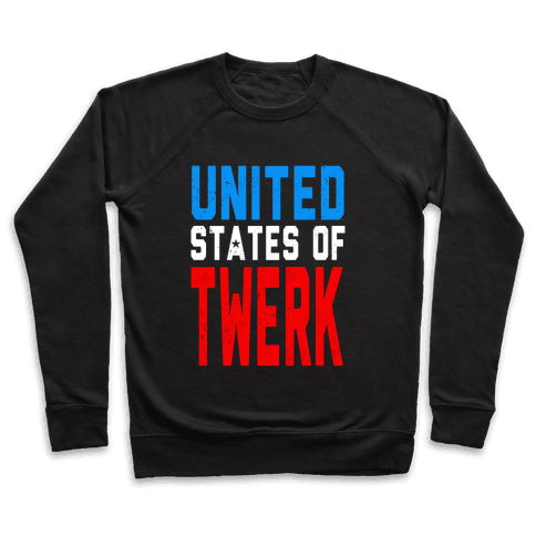 United States of TWERK (Tank) Pullover