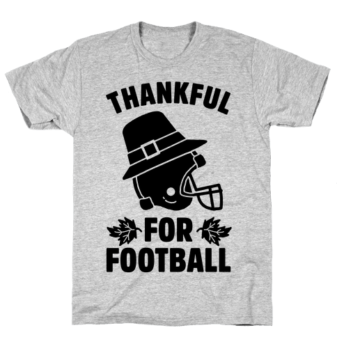 I'm Thankful for Football Mens T-Shirt