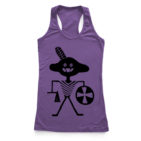 Hatchet Racerback Tank Top