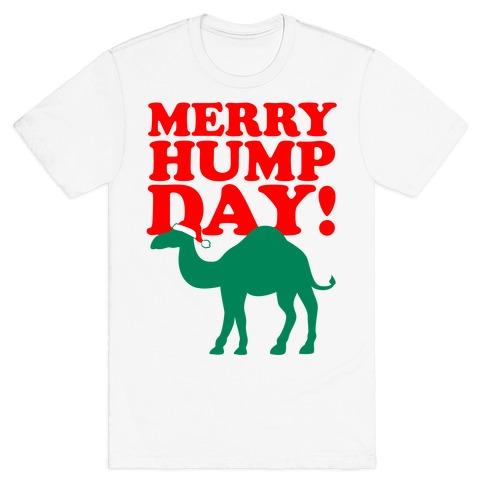 Merry Hump Day! T-Shirt
