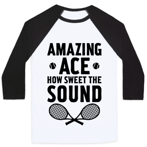 Amazing Ace Baseball Tee
