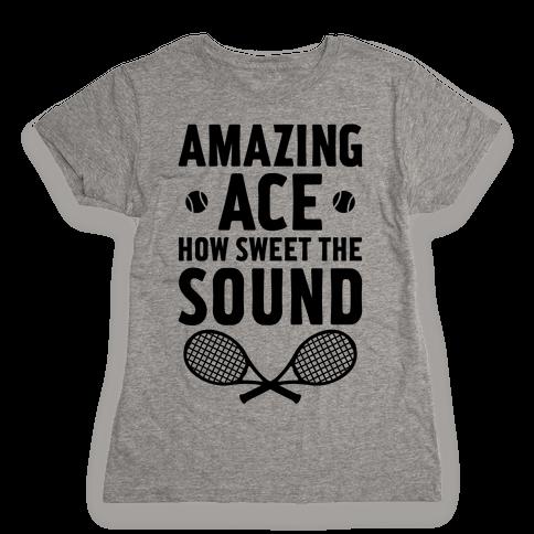 Amazing Ace Womens T-Shirt