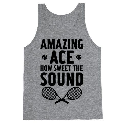 Amazing Ace Tank Top