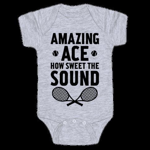 Amazing Ace Baby Onesy