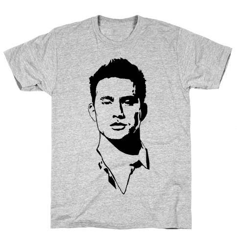 CHANNING Mens T-Shirt
