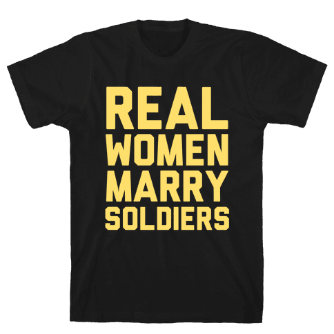 Real Women Marry Soldiers