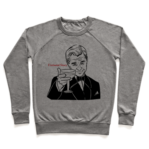 Fictional Story Pullover
