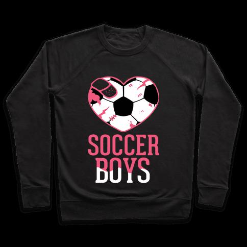 Soccer Boys Pullover