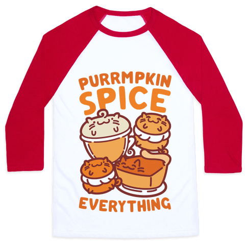 Purrmpkin Spice Everything