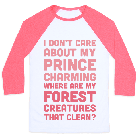 I Don't Care About Prince Charming