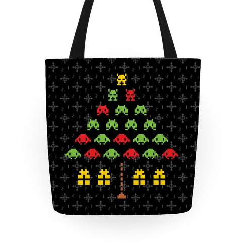 Holiday Intruders Tote