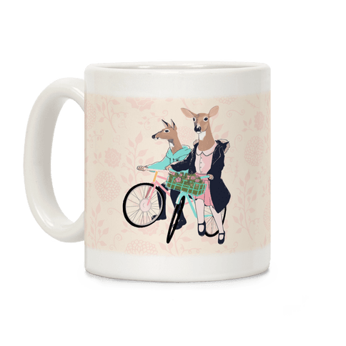 Neighborhood Bike Gang Coffee Mug