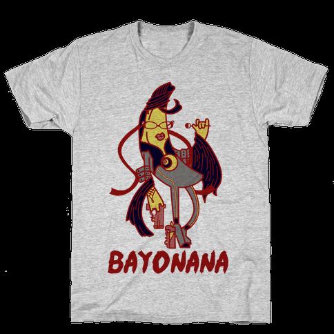 Bayonana Mens T-Shirt