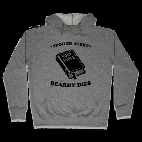 Bible Spoiler Hooded Sweatshirt