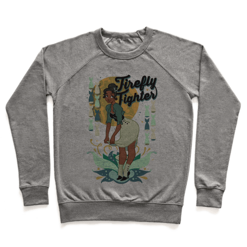 Firefly Fighter Tiana Pullover