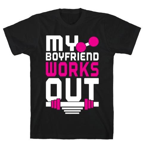 Swole Boyfriend T-Shirt