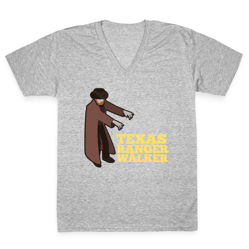 Ranger Walker V-Neck Tee Shirt