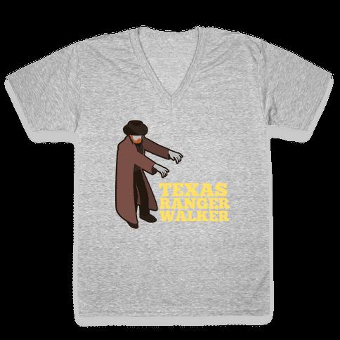 Ranger Walker V-Neck Tee Shirt