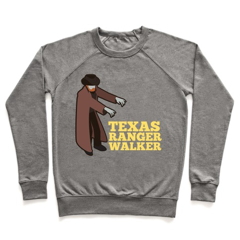 buy online 9dc8a 962b4 Ranger Walker Crewneck Sweatshirt | LookHUMAN
