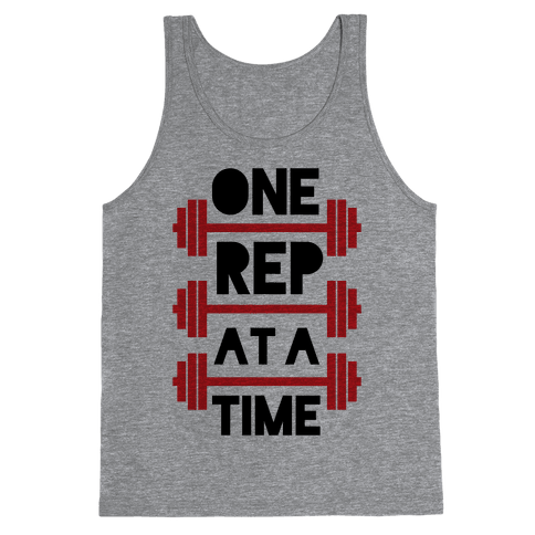 One Rep At A Time