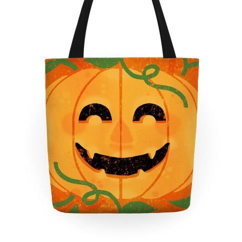 Pumpkin Tote
