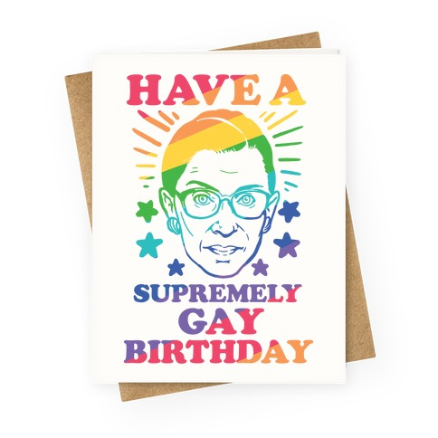 Gay, Lesbian Same Sex Birthday Cards