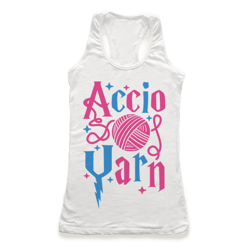 Accio Yarn Racerback Tank Top