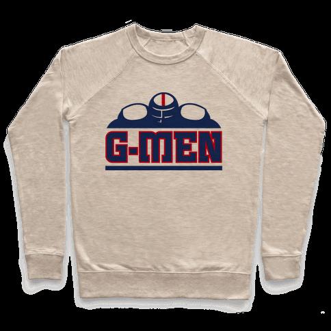 G-Men Pullover