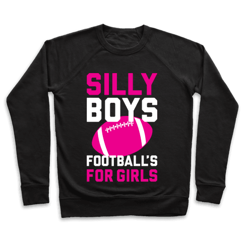 Silly Boys Pullover