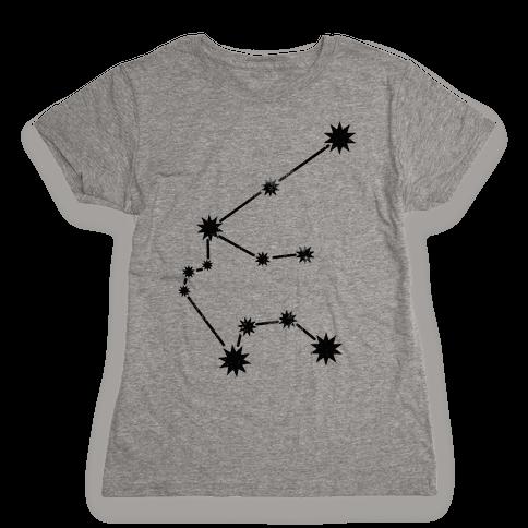 Aquarius (tank) Womens T-Shirt