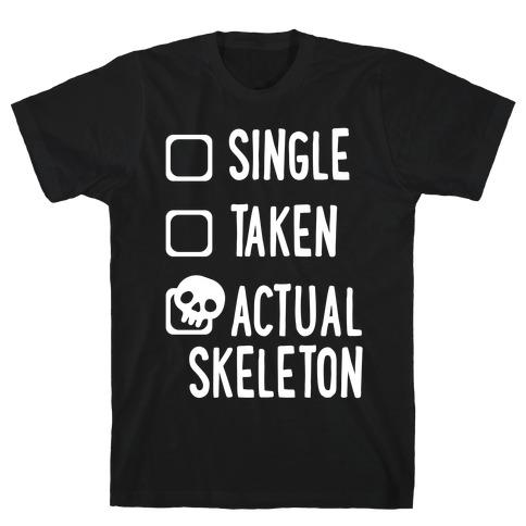 Actual Skeleton T-Shirt